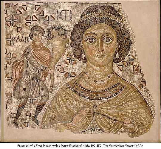 Open Lecture: Justinian, Theodora and their historians