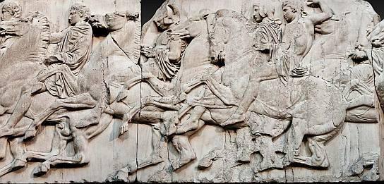 Open Seminar: The history of the Parthenon Marbles