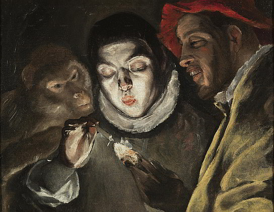 Open Seminar: El Greco: Man, myth and manner