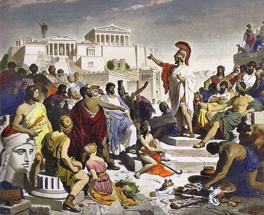 Open Seminar: The Athenian Democracy, how did it work?